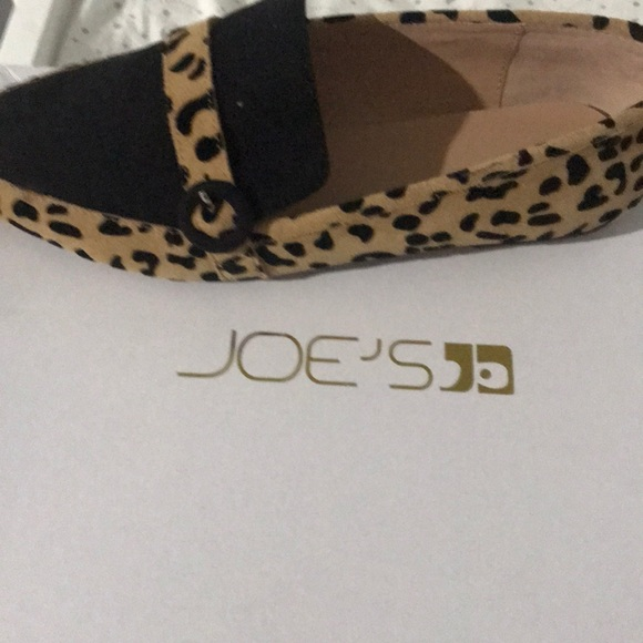 Joe's Jeans Shoes - Did not fit!